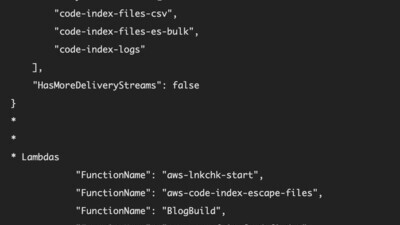image from Script To List AWS Services In Use